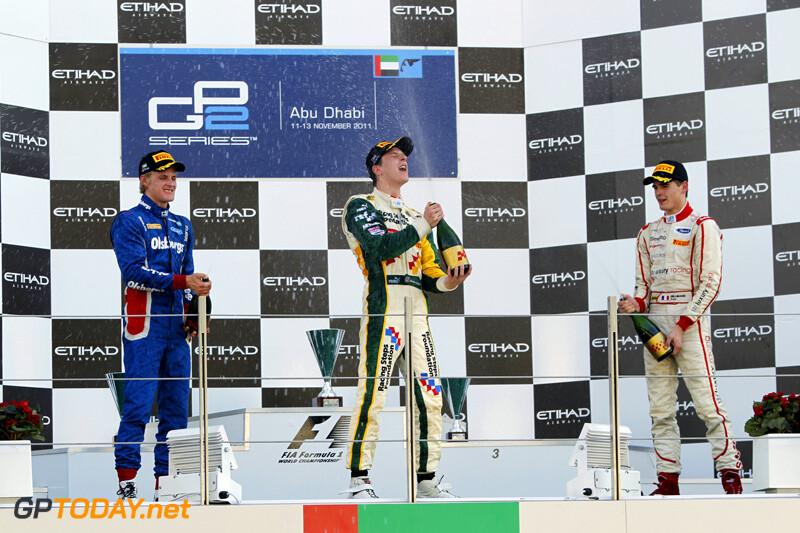 GP2 seizoen 2011