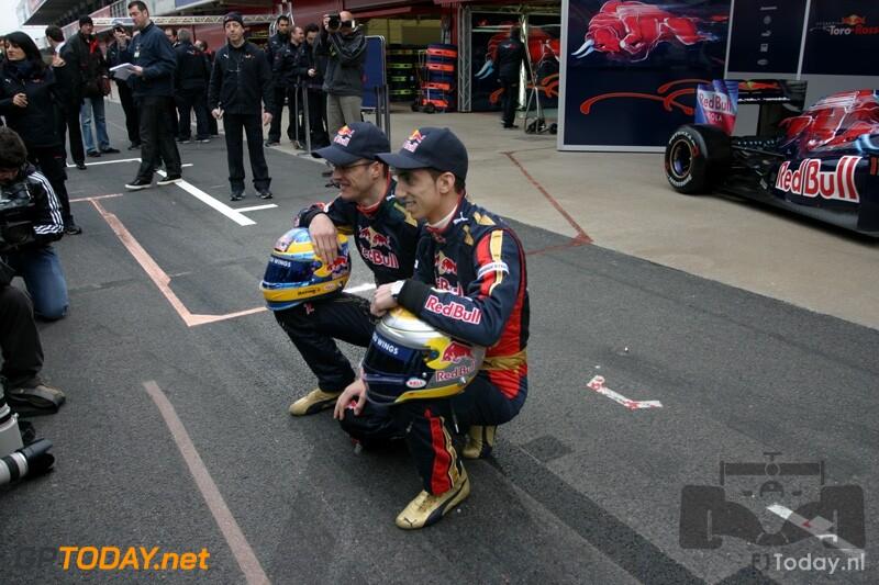 Scuderia Toro Rosso STR4 - Barcelona, 9 maart 2009