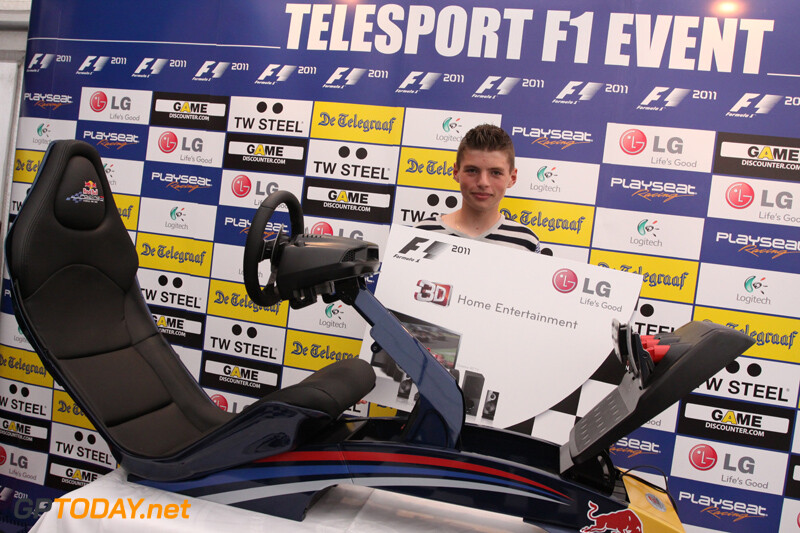 Telesport Formule 1-event 2011 © Richard de Klerk