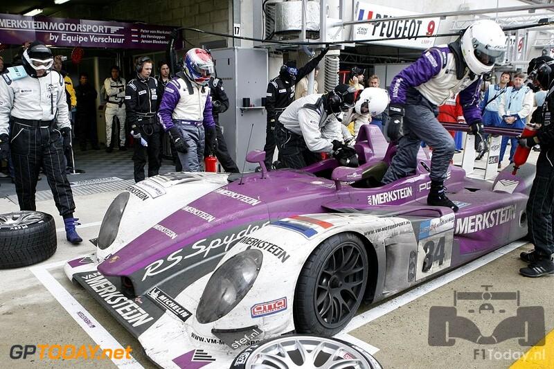 24 uur van Le Mans 14 juni 2008 - © Frits van Eldik Fotografie