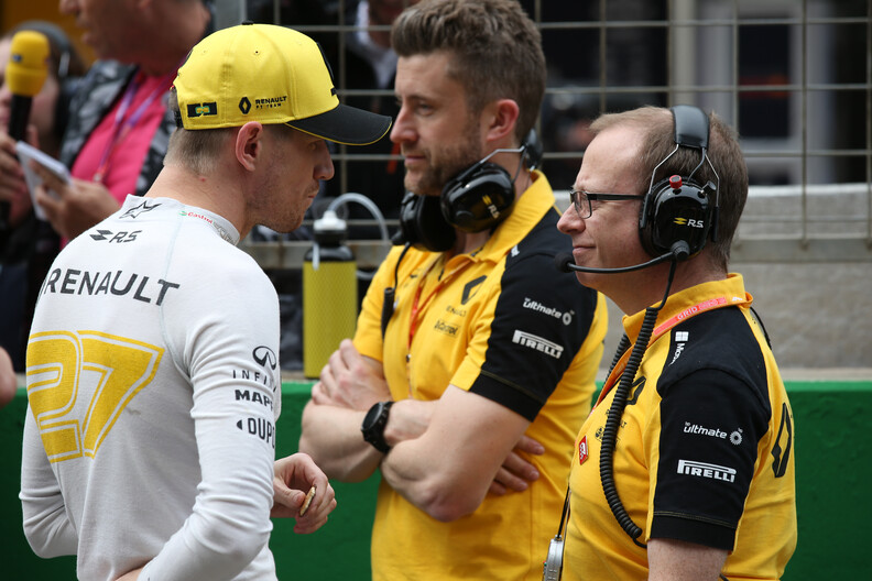 Hulkenberg: Renault costing itself with reliability woes