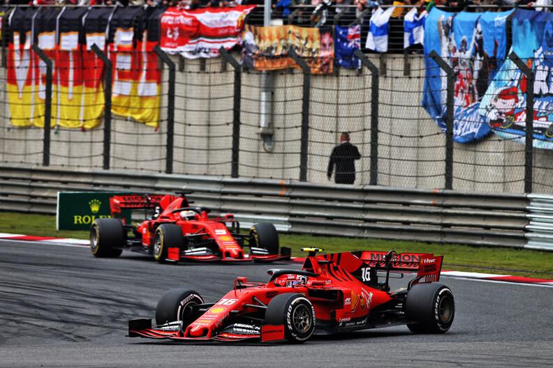 Ferrari bringing a 'few upgrades' to Baku to combat poor start