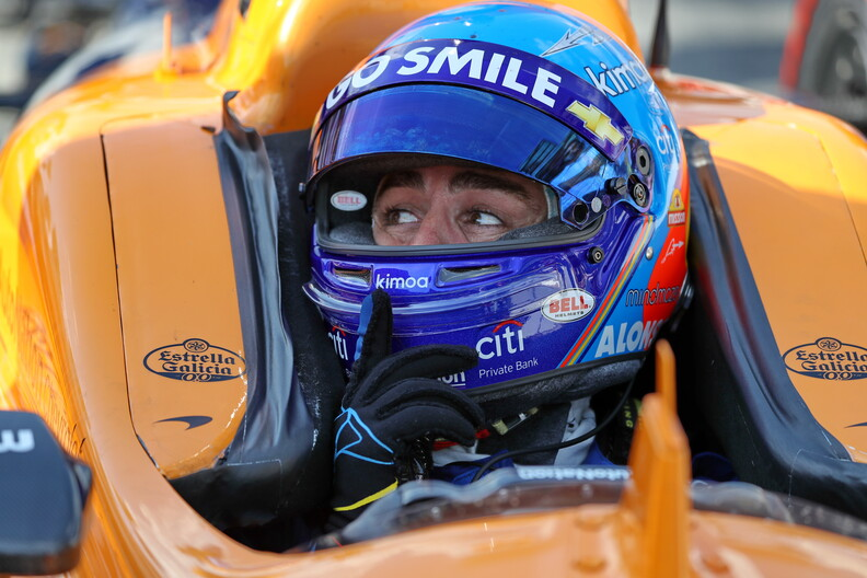 Alonso fails to qualify for 2019 Indy 500