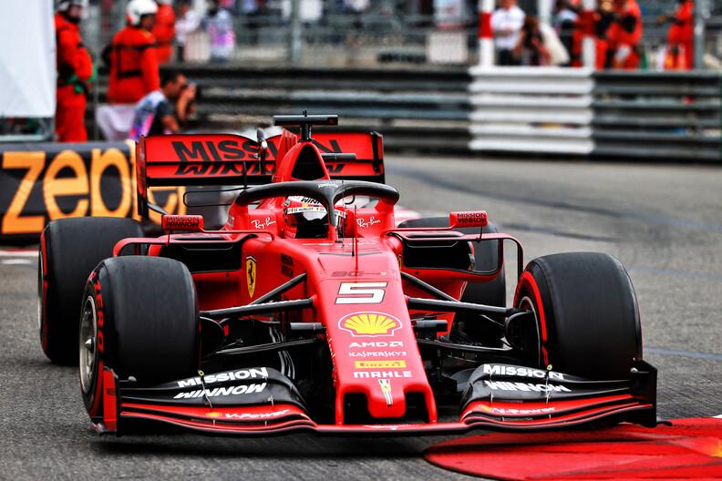 Ferrari lacking a 'bit of everything' - Vettel