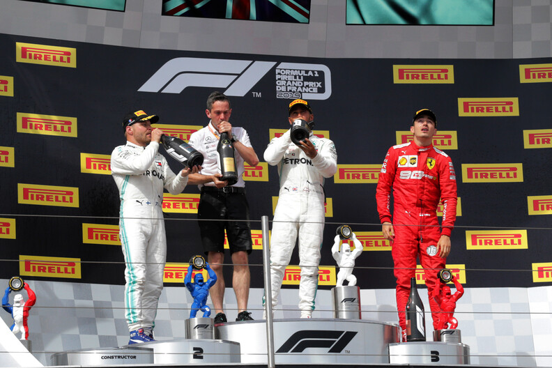 French Grand Prix driver ratings