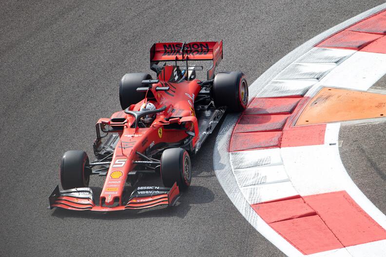 Ferrari announces launch date of 2020 car