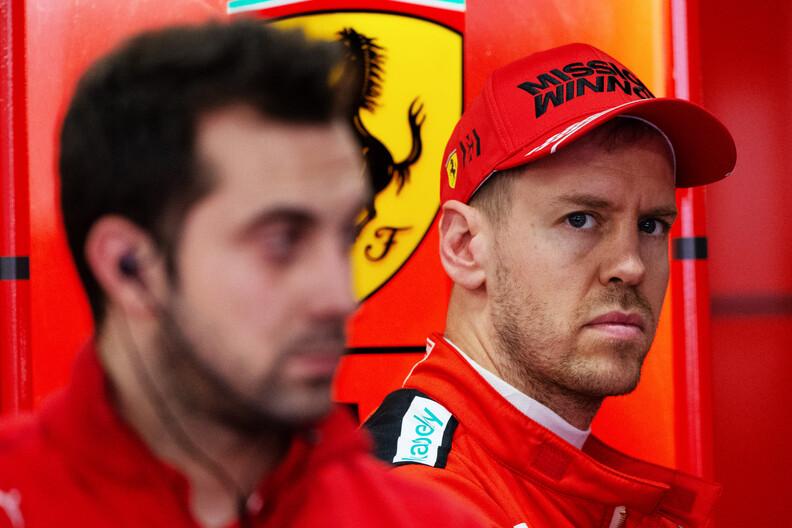 """Sebastian Vettel: """"Het DAS-systeem is geen garantie voor overwinningen"""""""
