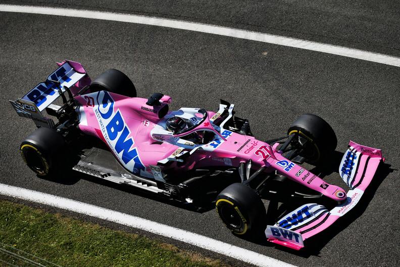 Hulkenberg reveals reason behind late race pit stop