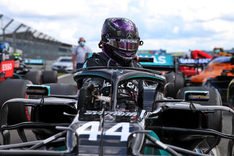 Hamilton: 70th Anniversary Grand Prix struggles 'an unexpected challenge' for Mercedes