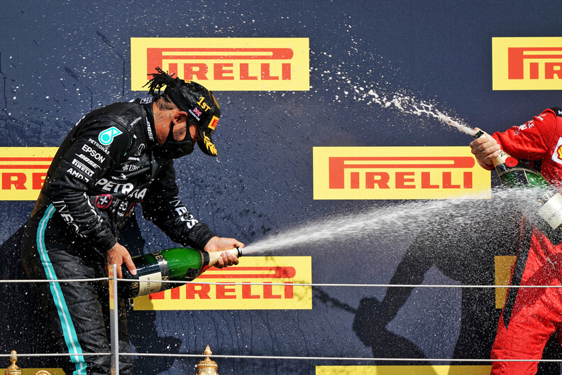 Nobody can stop Hamilton winning a seventh title, admit rivals