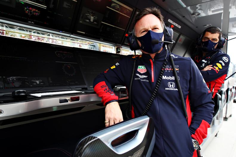 """Horner: """"Hulkenberg en Perez willen best op Red Bull wachten"""""""