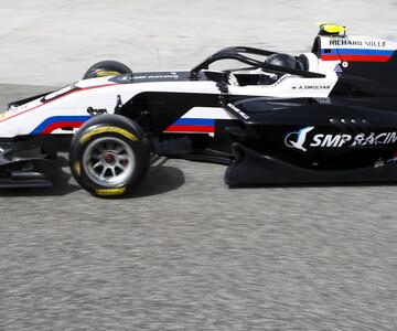 Formula 3 pre-season testing