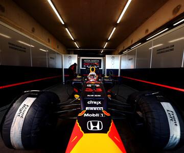 Max Verstappen opens Zandvoort Circuit