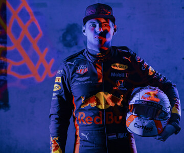 De Dutch Road Trip van Red Bull