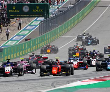 Formula 2 Austria 2020