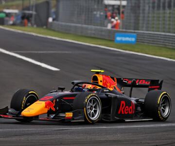 Formula 2 Hungary 2020
