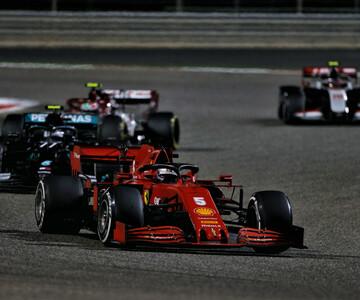 Bahrain Grand Prix 2020
