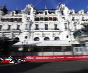 Formula E Monaco 2021