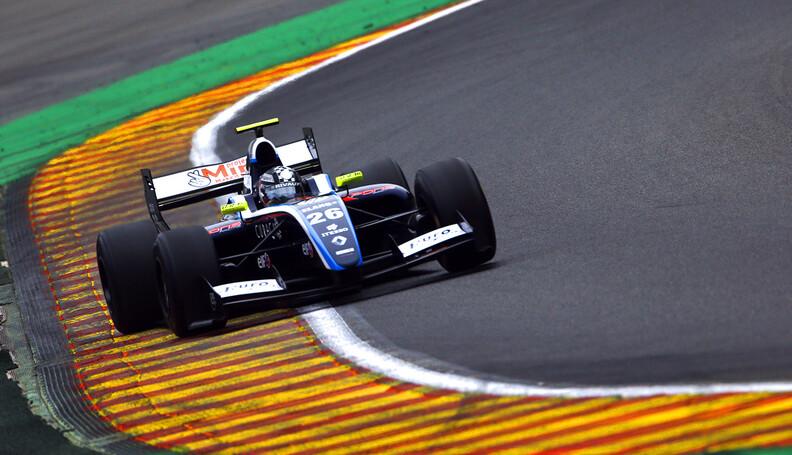 26 VAN BUUREN Meinder (Ned) Formula Renault 3.5...