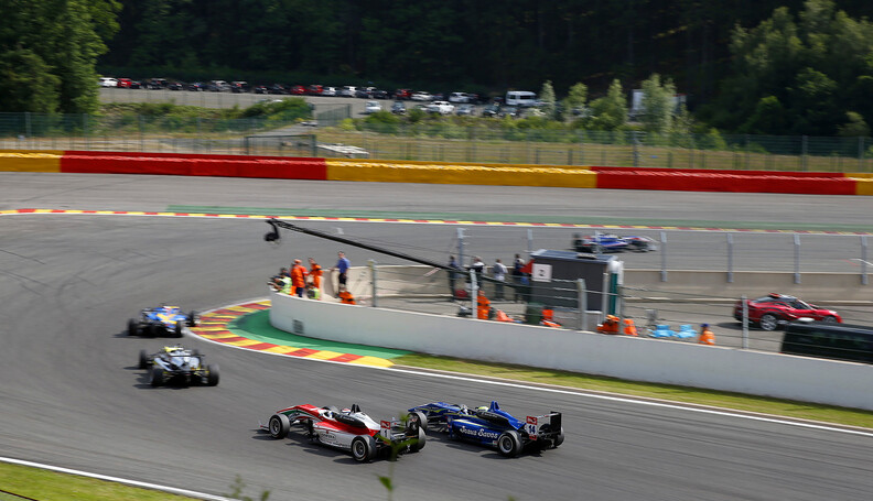 FIA Formula 3 European Championship, round 5, r...