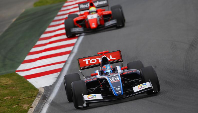 25 TUNJO Oscar (Col) Formula Renault 3.5 Pons R...