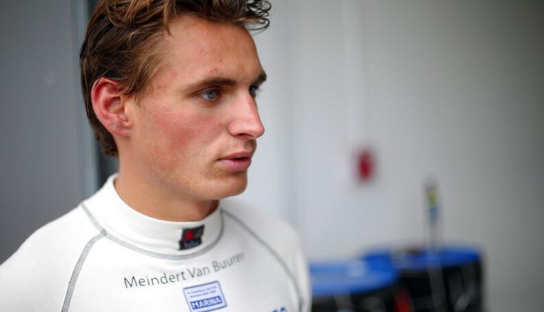 VAN BUUREN Meinder (Ned) Formula Renault 3.5 Po...