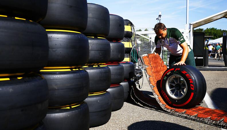 2014 Formula One German Grand Prix, Hockenheimr...