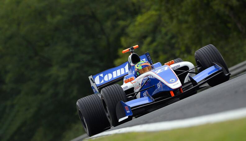 27 TWYNHAM Cameron (GBR) Formula Renault 3.5 Co...
