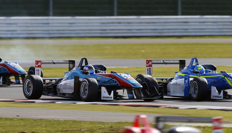 FIA Formula 3 European Championship, round 1, r...