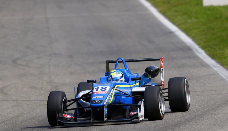 FIA Formula 3 European Championship, round 4, M...