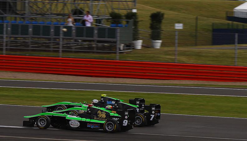 2015 GP3 Series Round 3.  Silverstone, Northam...