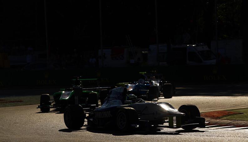 2015 GP3 Series Round 6. Autodromo di Monza, I...