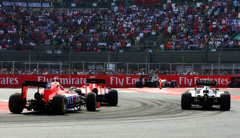 Formula One World Championship Alexander Rossi ...