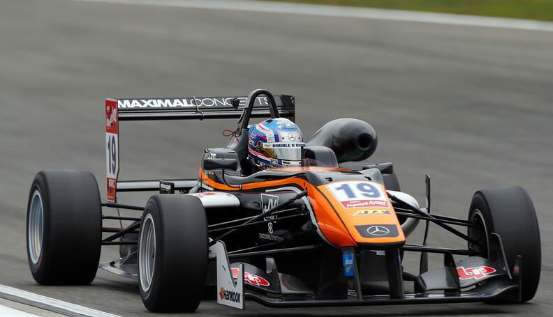 FIA Formula 3 European Championship, round 11, ...