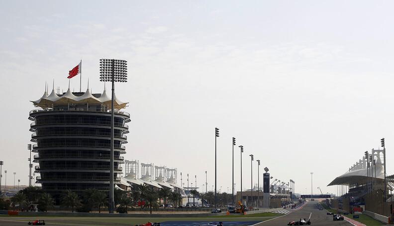 2015 GP3 Series Round 8. Bahrain International...