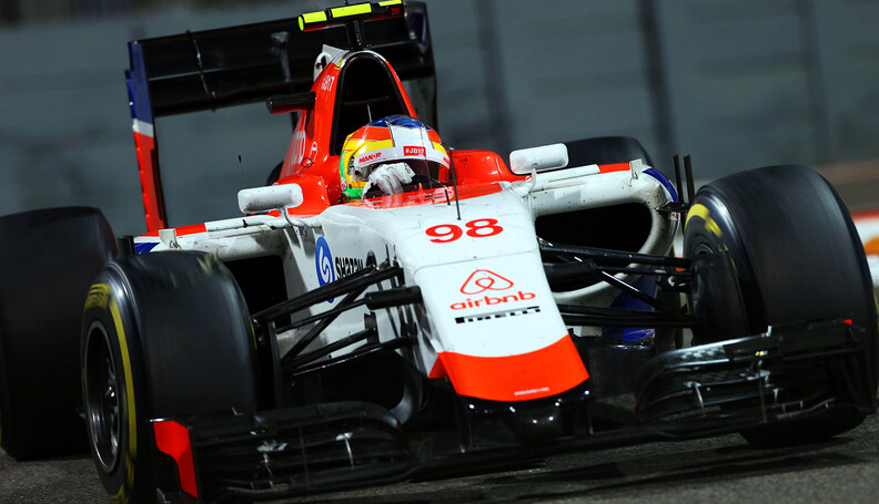Formula One World Championship Roberto Merhi (ESP) Manor Marussia F1 Team.