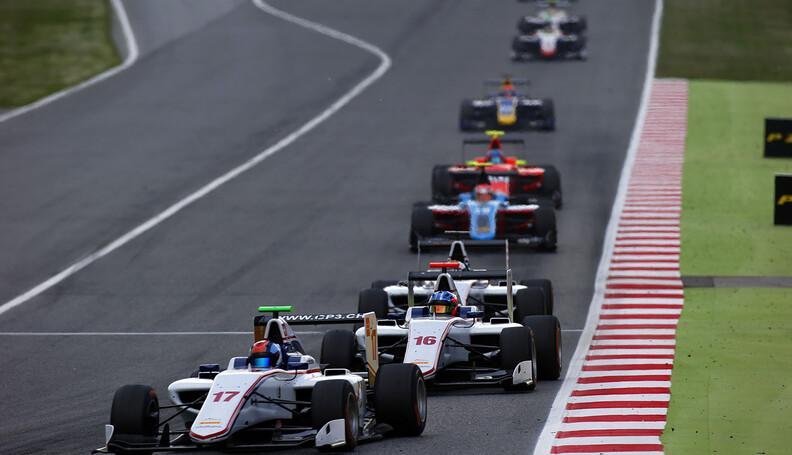 2016 GP3 Series Round 1 Circuit de Catalunya, ...