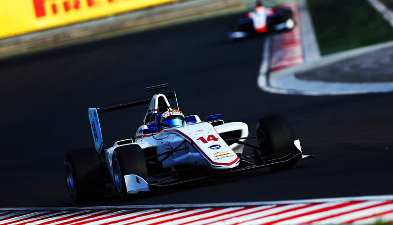Matthew Parry (GBR, Koiranen GP)  2016 GP3 Ser...