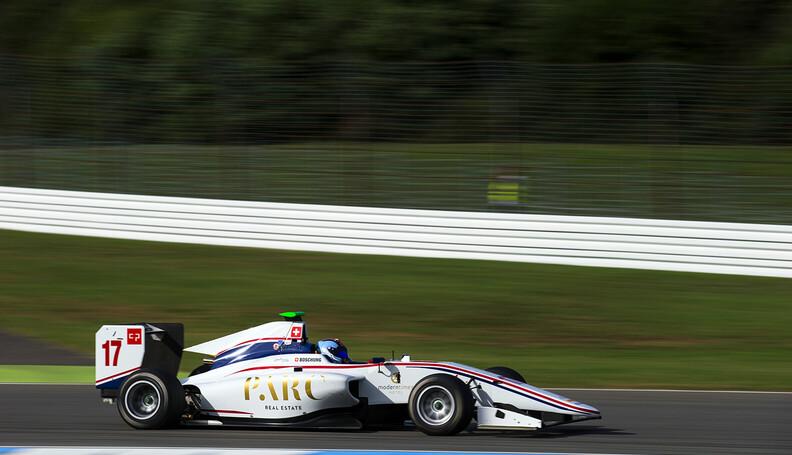 2016 GP3 Series Round 5 Hockenheimring, Hocken...