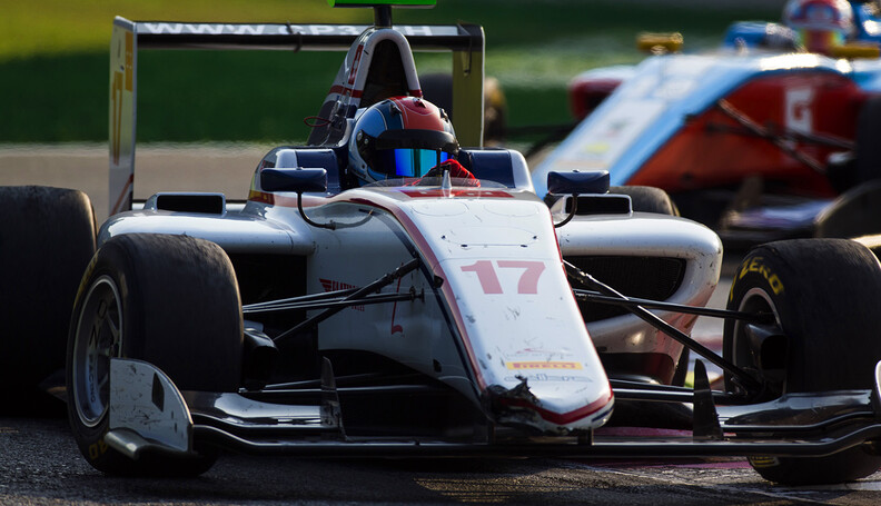 2016 GP3 Series Round 7 Autodromo di Monza, It...