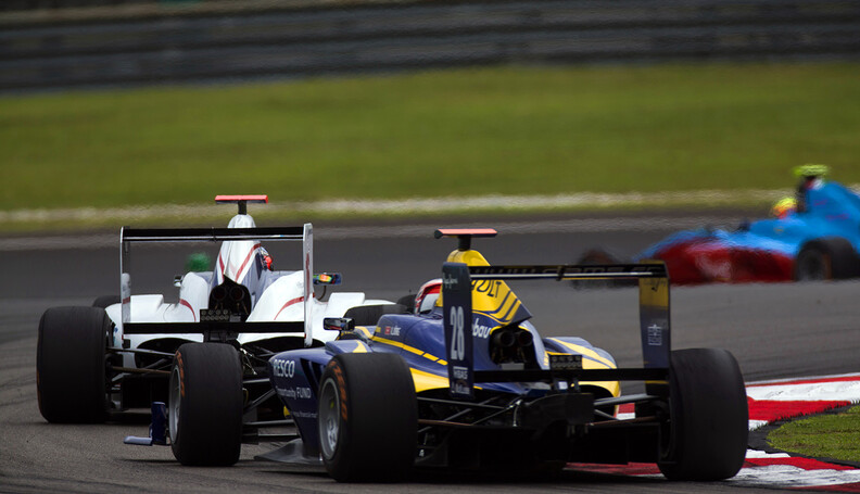 2016 GP3 Series Round 8 Sepang, Kuala Lumpur, ...