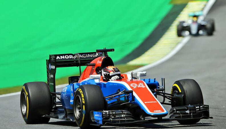 Formula One World Championship Pascal Wehrlein ...
