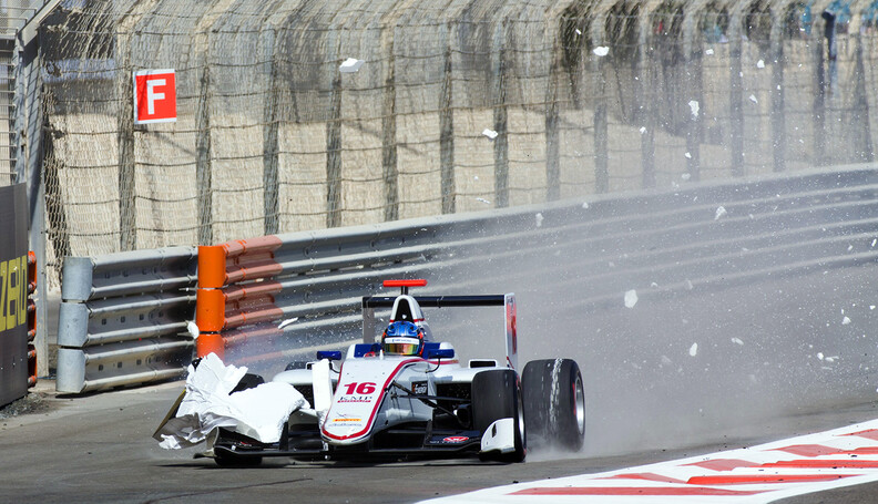 2016 GP3 Series Round 9 Yas Marina Circuit, Ab...