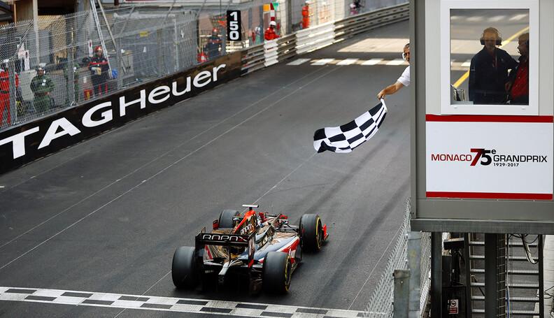 2017 FIA Formula 2 Round 3. Monte Carlo, Monac...