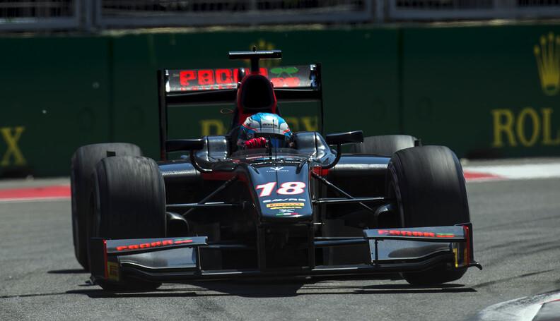 2017 FIA Formula 2 Round 4. Baku City Circuit,...
