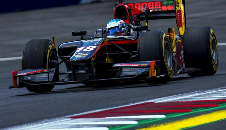2017 FIA Formula 2 Round 5. Red Bull Ring, Spi...