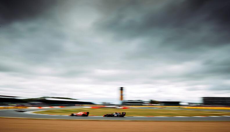 2017 FIA Formula 2 Round 6. Silverstone, North...
