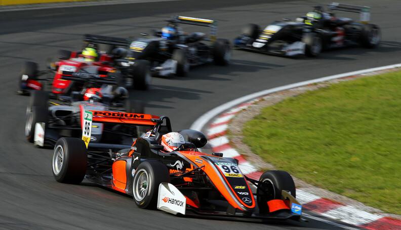 FIA Formula 3 European Championship, round 7, r...