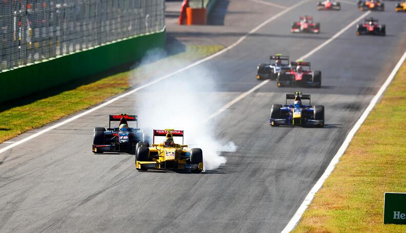 Autodromo Nazionale di Monza, Italy. Sunday 3 ...