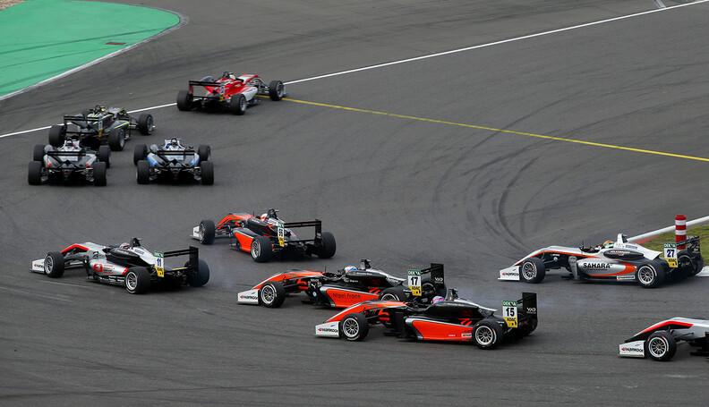 FIA Formula 3 European Championship, round 8, r...